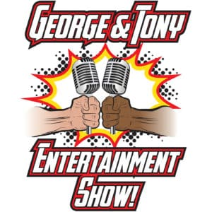 George and Tony Entertainment Show with guest Bob Andelman